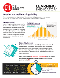 learning indicator pdf
