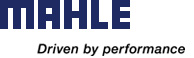 MAHLE logo with the tagline,