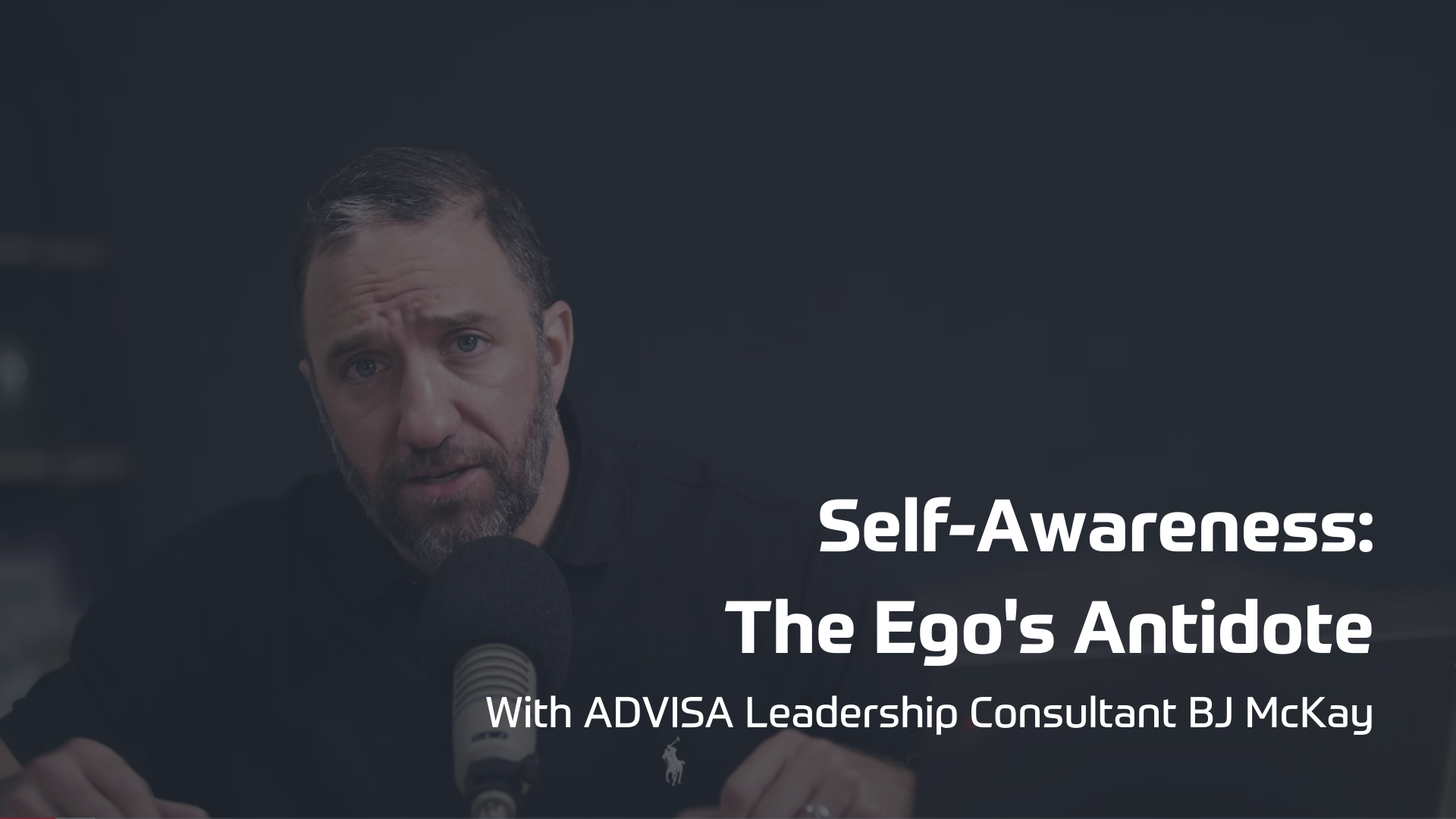 self-awareness and the ego
