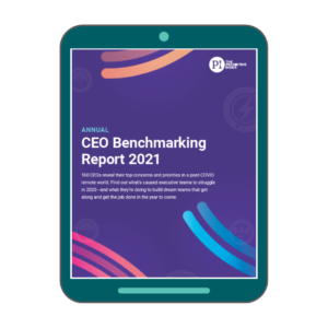 CEO benchmarking report 2021
